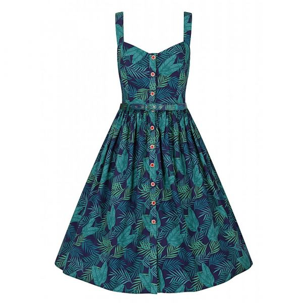 Swing Dress, JEMIMA Cool Palm