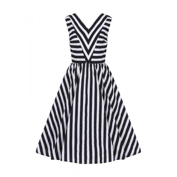 Swing Dress, JOANIE Striped