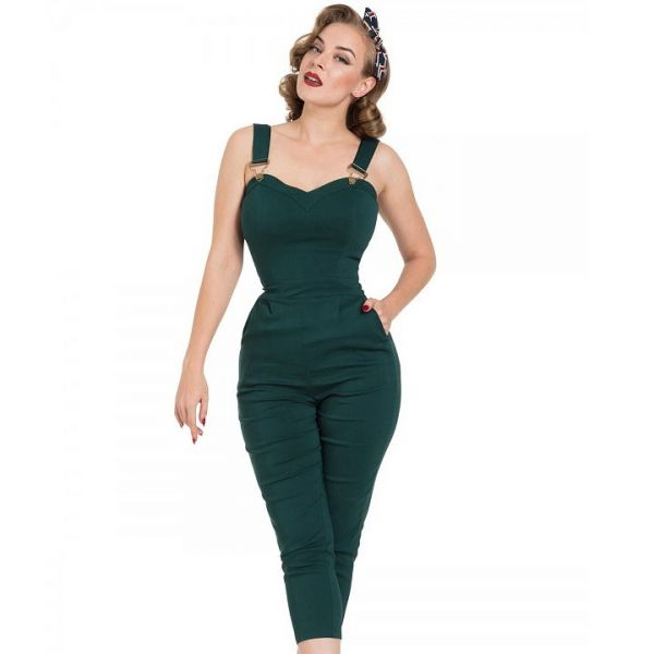 Haalari, CONNIE Green (JSA5628)
