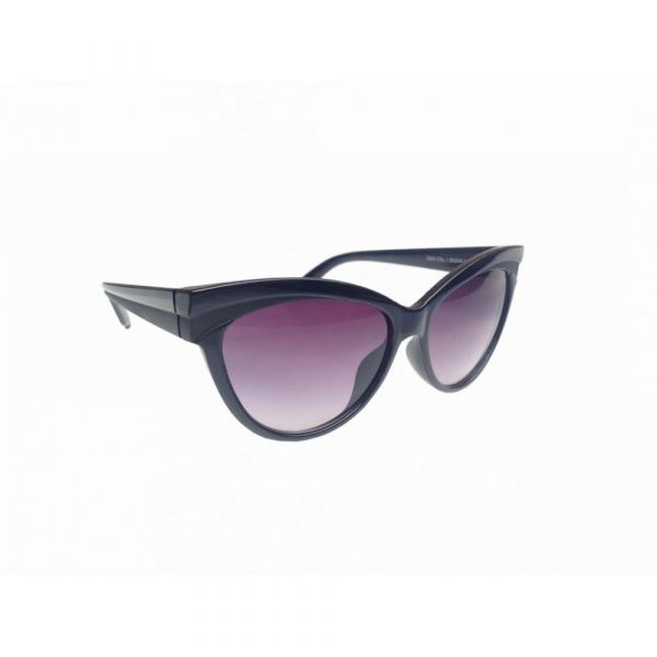 Sun glasses, JUDY 50s Black
