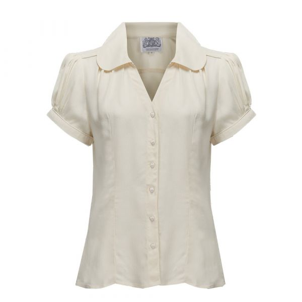 Blouse, SEAMSTRESS OF BLOOMSBURY Judy Ivory