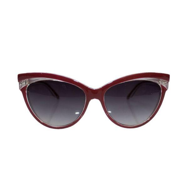 Sun glasses, JUDY 50s Red