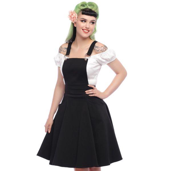 Overalls Swing Dress, KAYDEN