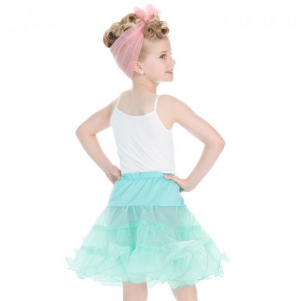 Lasten Petticoat, HR Mintunvihreä