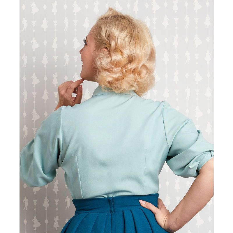 Blouse, Miss Candyfloss Kimi-Minty