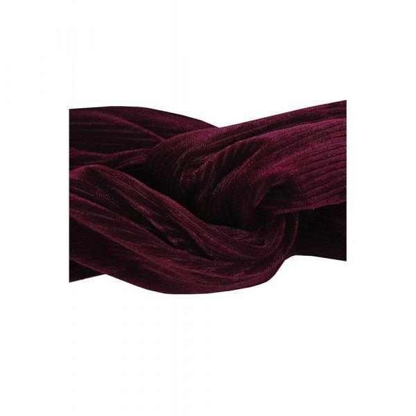 Hairband, KIMMY Burgundy