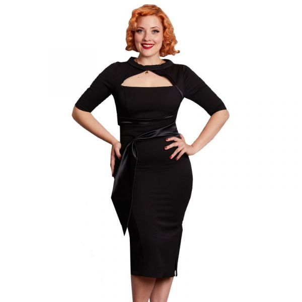 Pencil Dress, Miss Candyfloss Kitti Bombshell (1148)