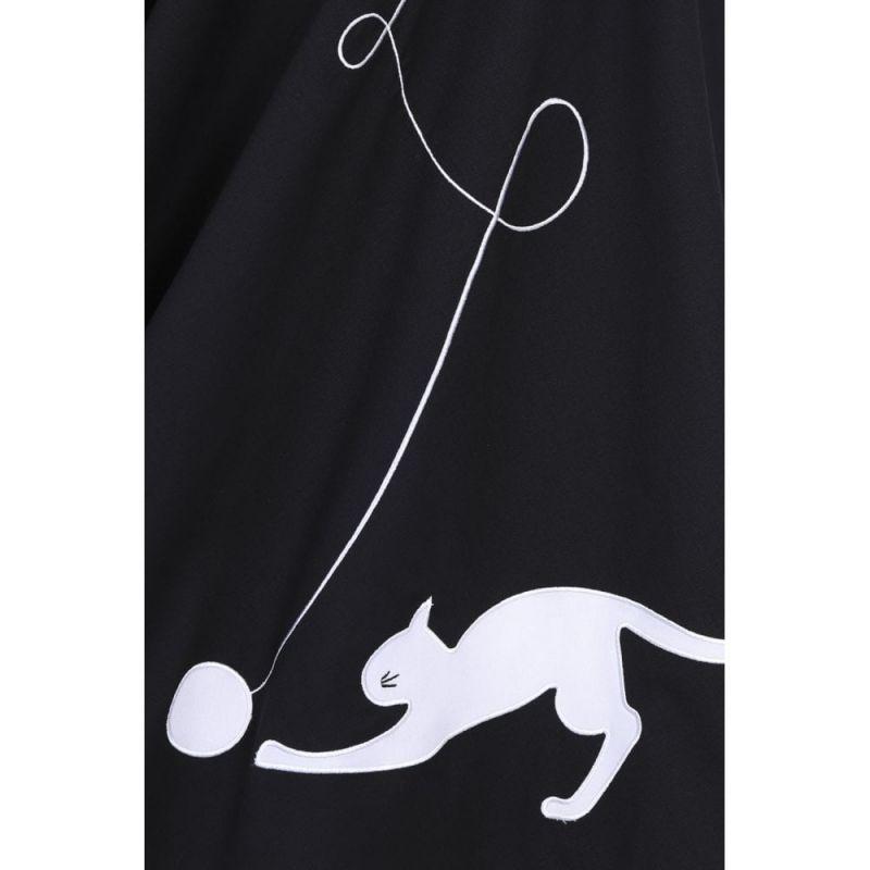 Kellohame, KITTY CAT Black