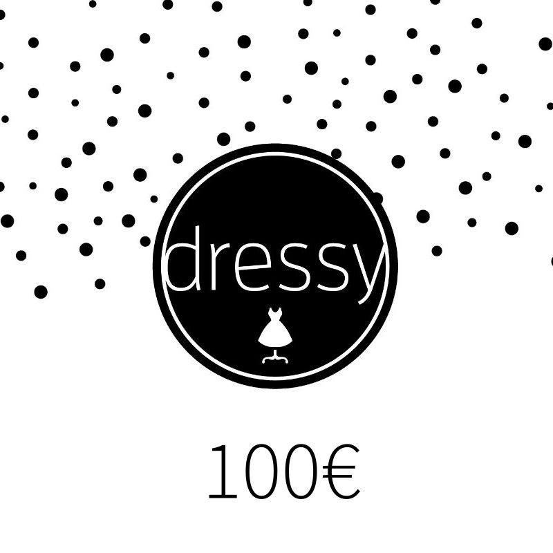 Lahjakortti, 100 €