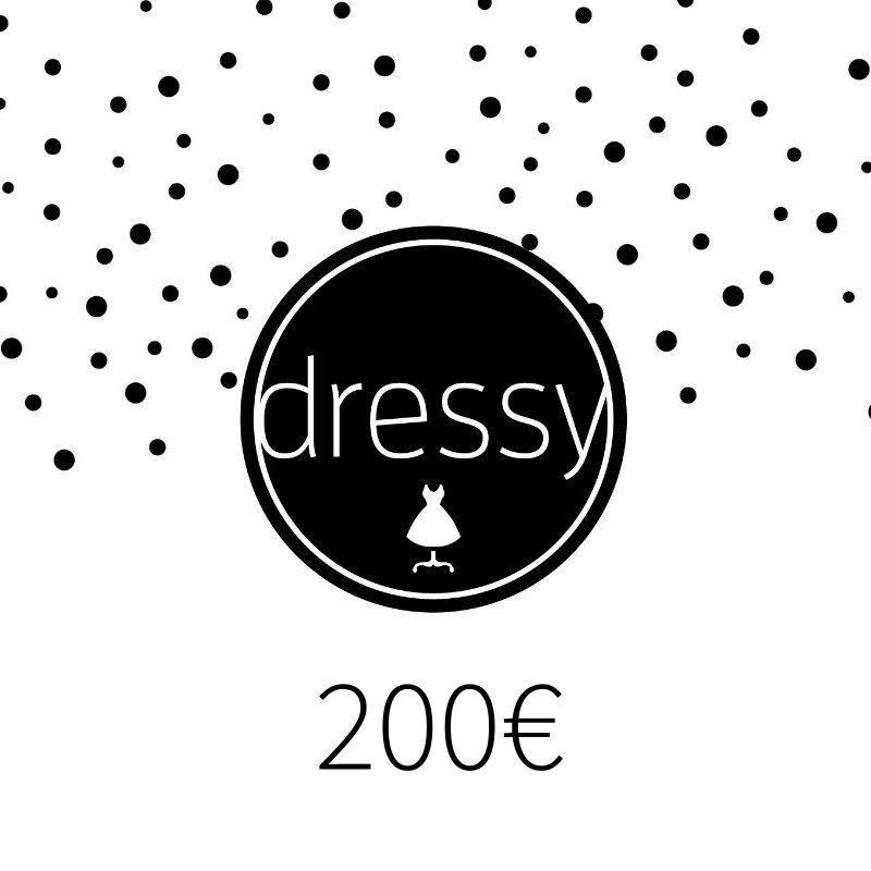 Lahjakortti, 200 €