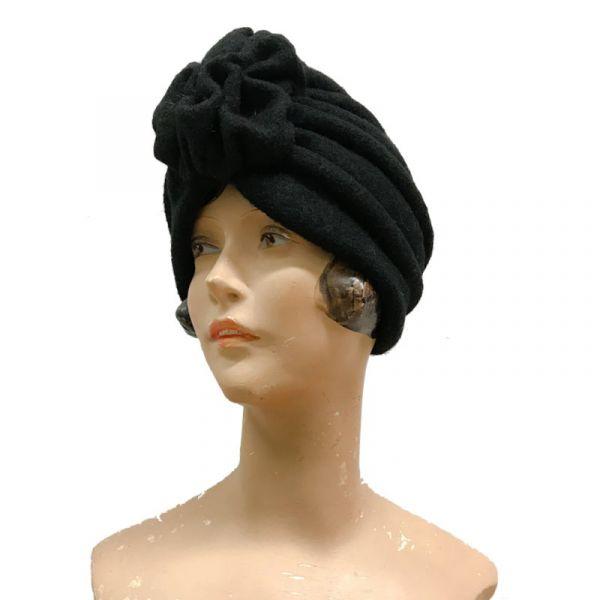 RUBYLEA Hat, LANA Black