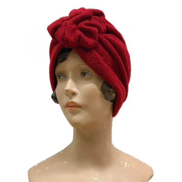 RUBYLEA Hat, LANA Red