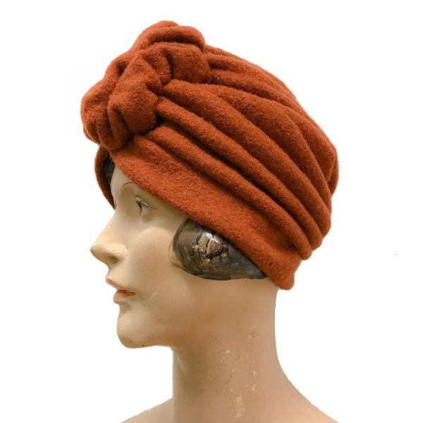 RUBYLEA Hat, LANA Rust