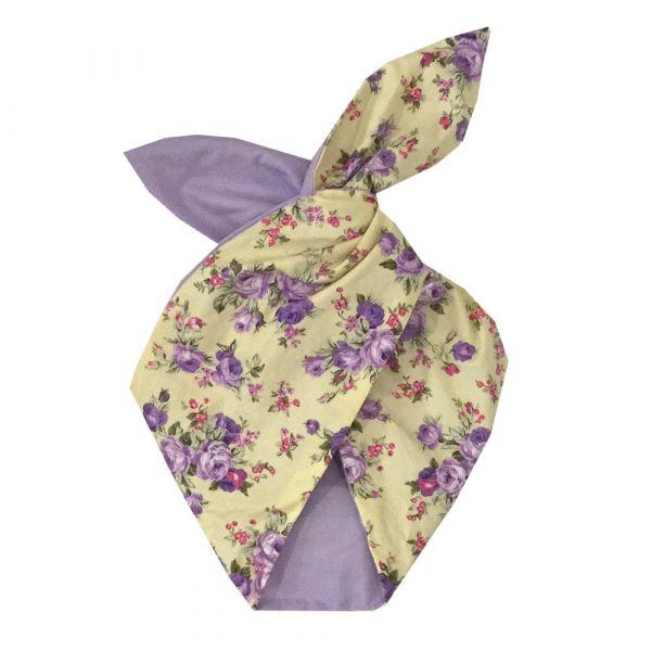 Hiuspanta, BE BOP Lemon/Lilac Rose