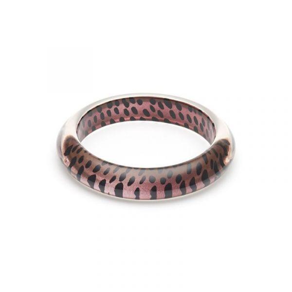 Bracelet, SPLENDETTE Leopard Brown