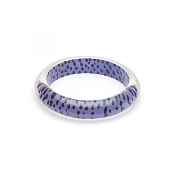 Bracelet, SPLENDETTE Leopard Grape