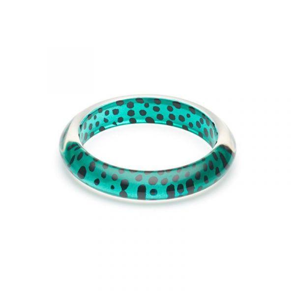 Bracelet, SPLENDETTE Leopard Jade