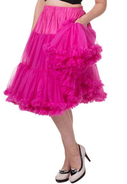 Petticoat, LIFEFORMS Hot Pink 66 cm