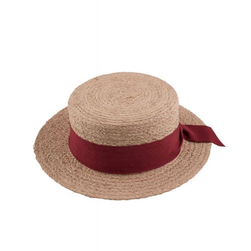 18f09ec83 Straw Hat, LOLA BOATER