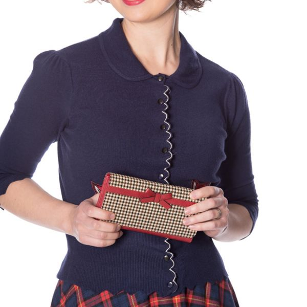Wallet, HOUNDSTOOTH