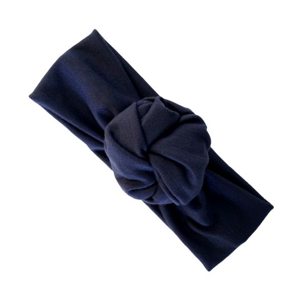 Headband, LOTTA Turban Navy