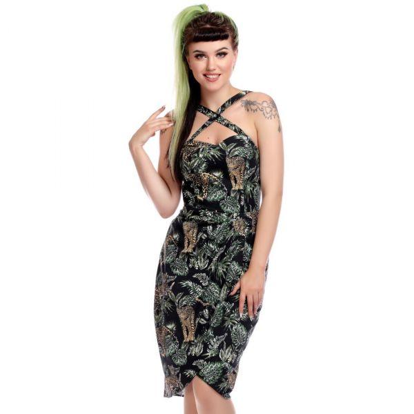 Pencil Dress, MAHINA JUNGLE