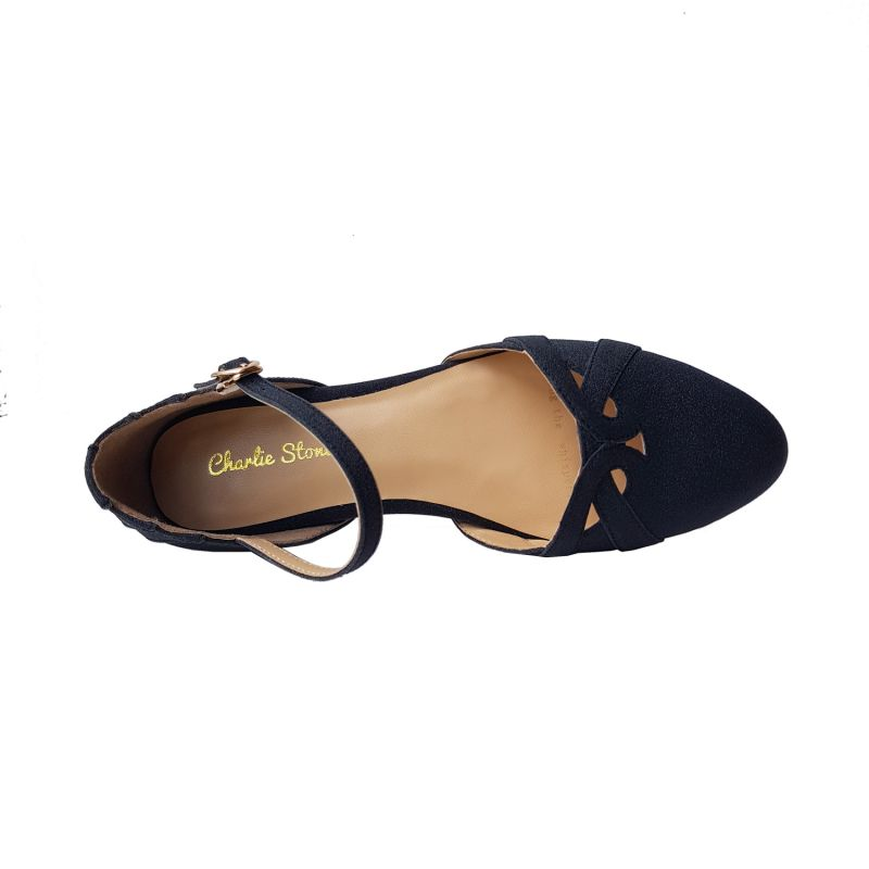 Shoes, CHARLIE STONE 20s Midnight