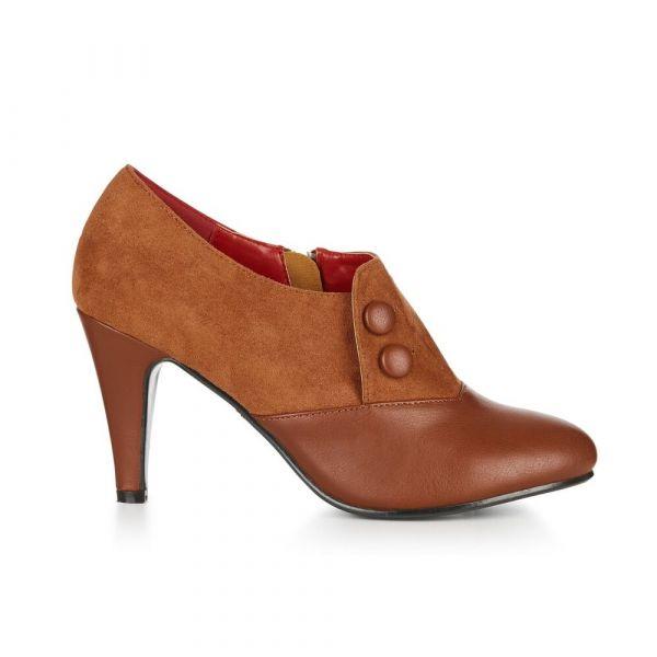 Heels, MARIA Brown
