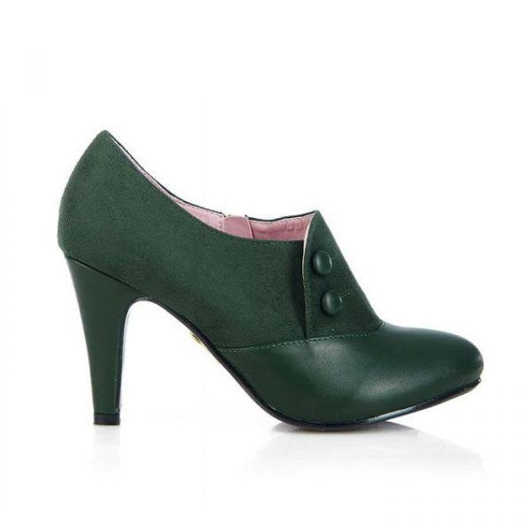 Heels, MARIA Green