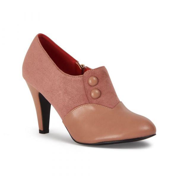 Heels, MARIA Dusty Pink