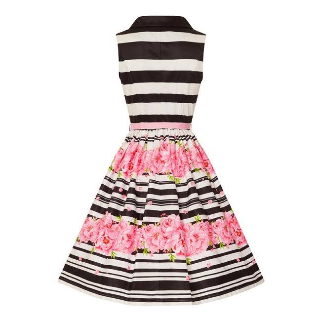 Kellomekko, MATILDA Floral Stripe