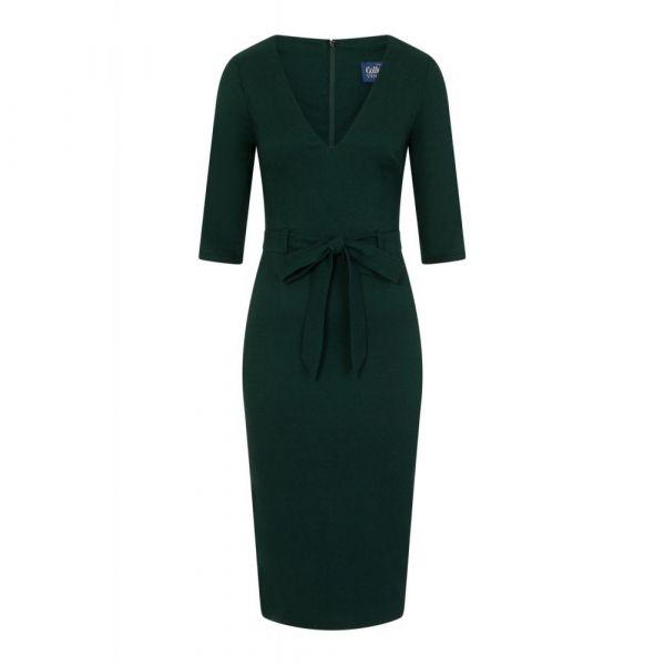 Pencil Dress, MEADOW Green