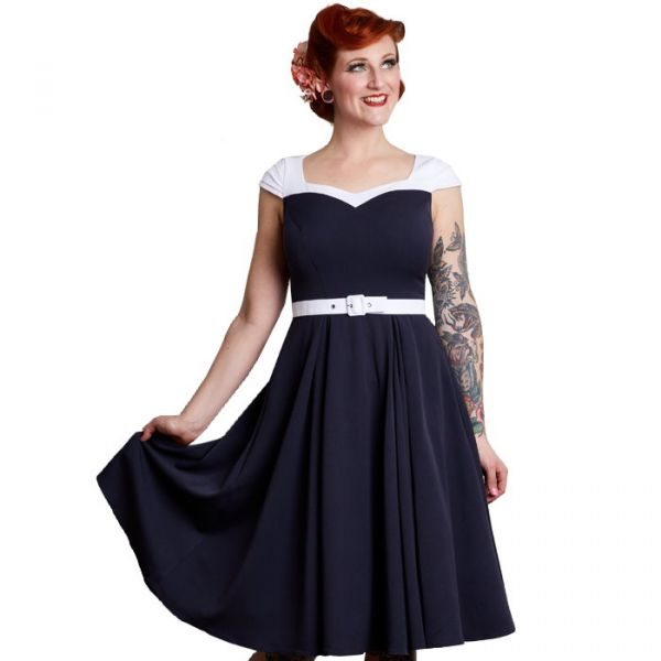 Swing Dress, Miss Candyfloss Merryweather (1034)