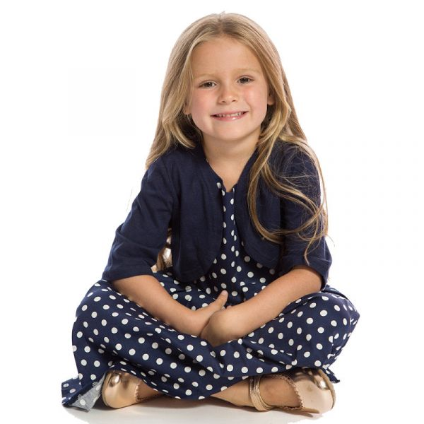 Kids Shrug, Navy