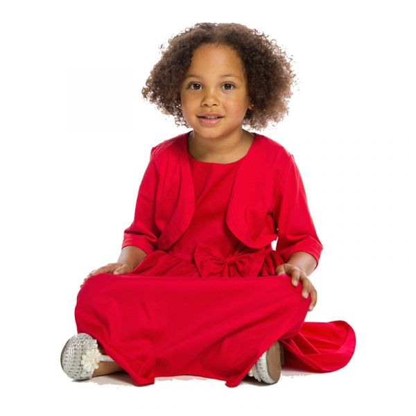 Kids Shrug, Red
