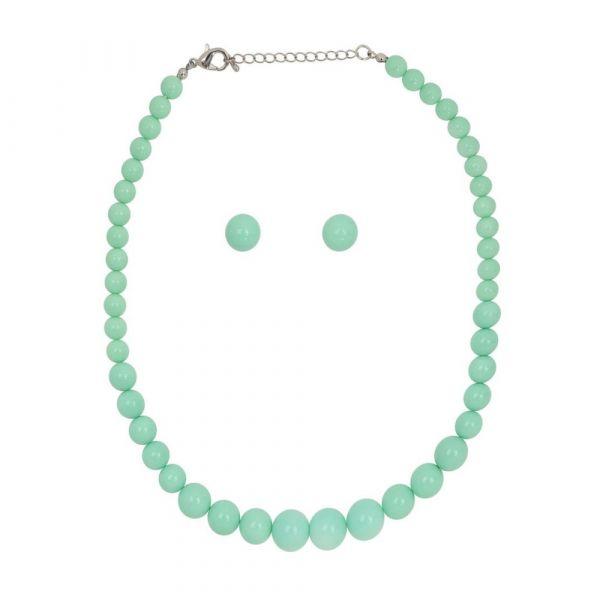 Bead Set, NATALIE Beads Mint