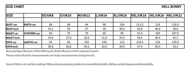 Kellomekko, CANNES 50's White (4254)