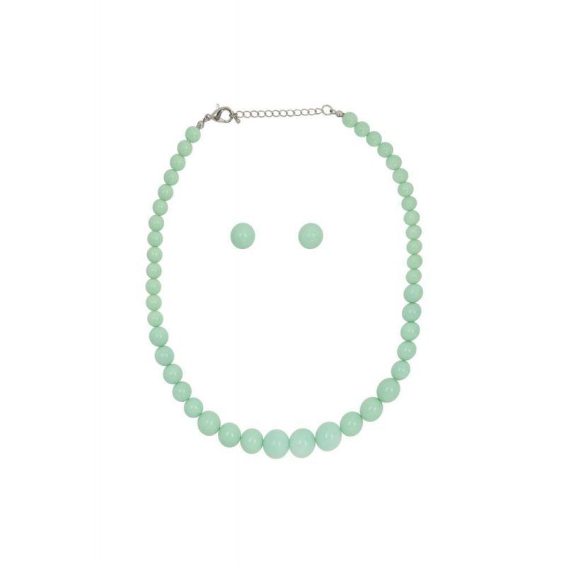 Korusetti, NATALIE Beads Mint