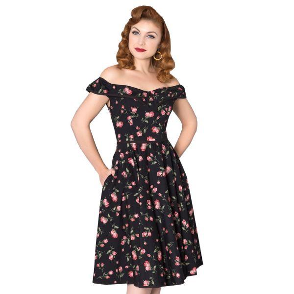 Swing Dress, NATASHA Tulip (2060)