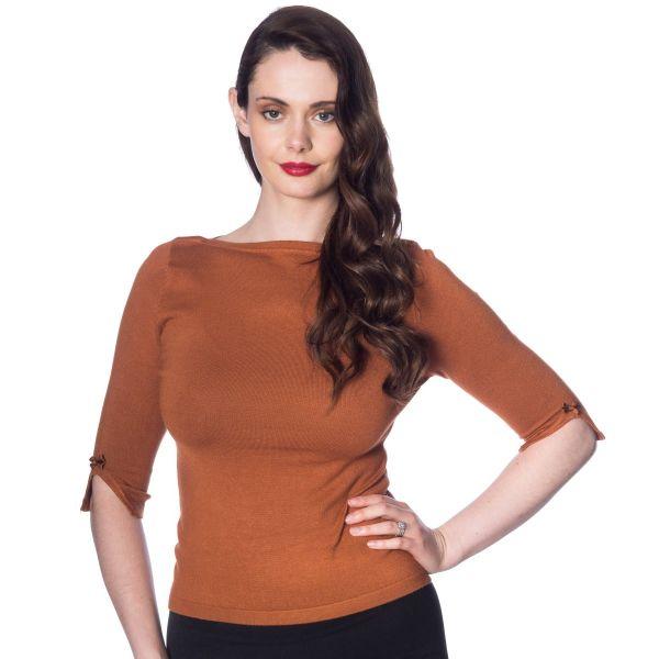 Sweater, ADDICTED Cinnamon (OBN1037)