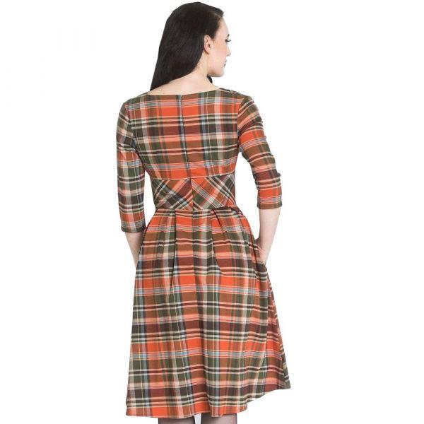 Swing Dress, OKTOBER 50S (40037)