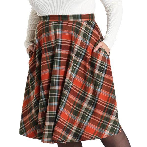 Swing Skirt, OKTOBER 50S (50016)