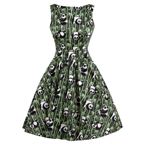 Tea Dress, Panda