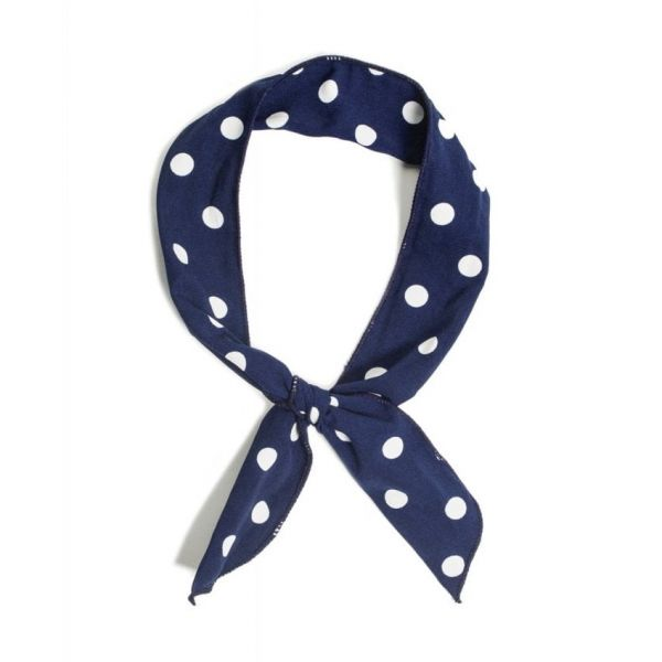 Hairband, WIRED Polkadot Navy