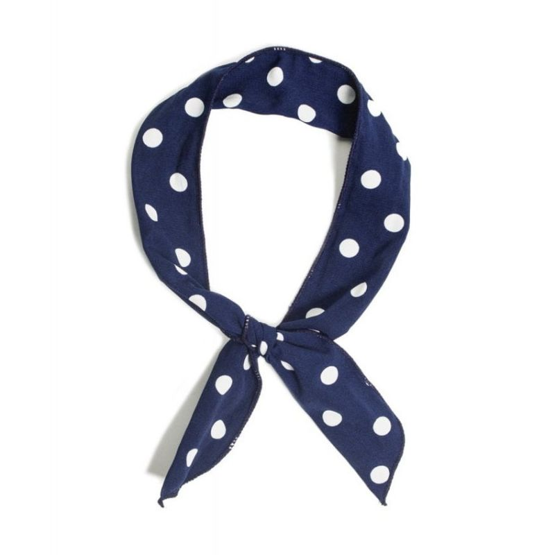 Hiuspanta, WIRED Polkadot Navy