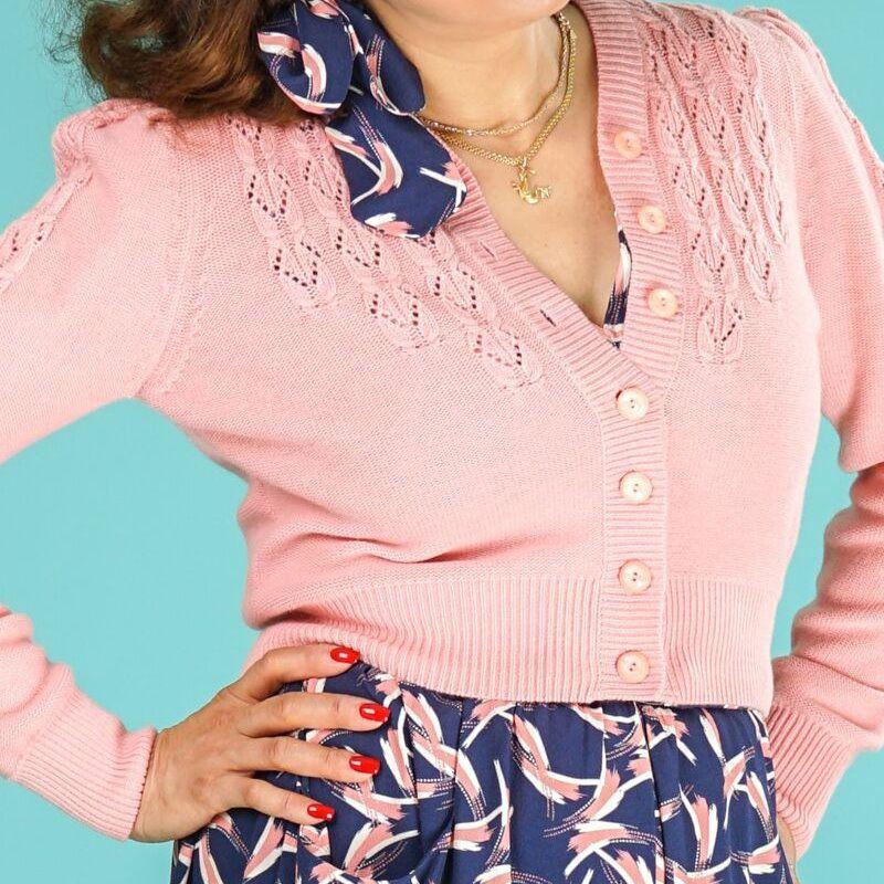 EMMY Neuletakki, Peggy Sue Pink