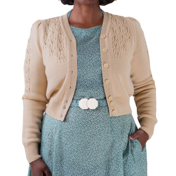 EMMY Cardigan, Peggy Sue Sand