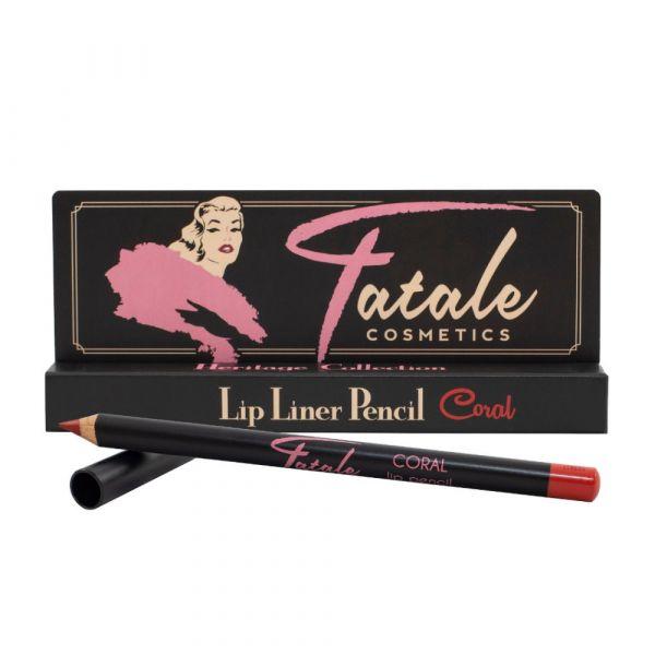 Lip Pencil, FATALE Coral