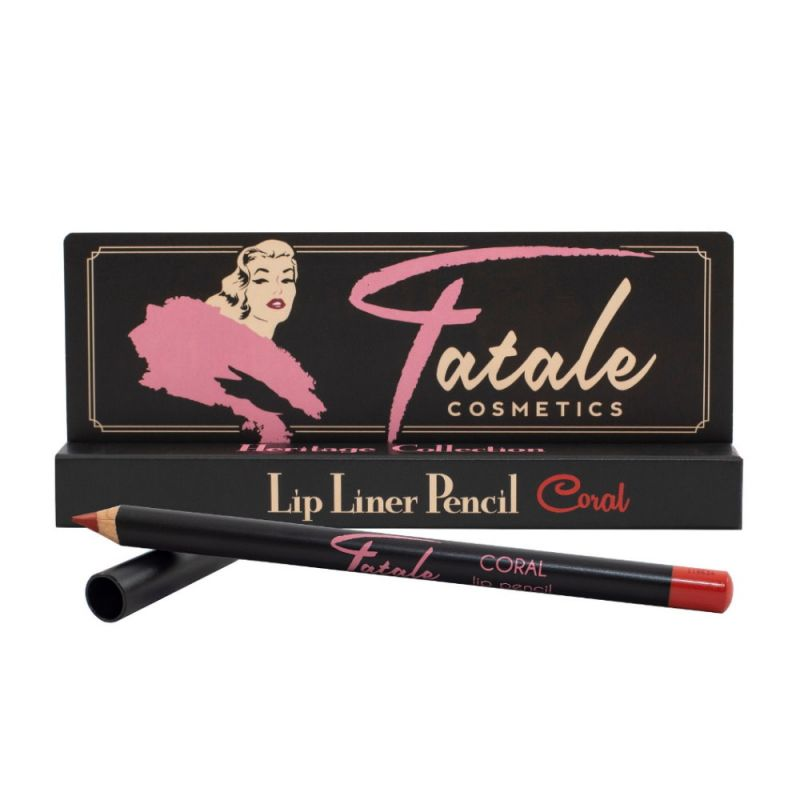 Lip Pencil, FATALE Coral