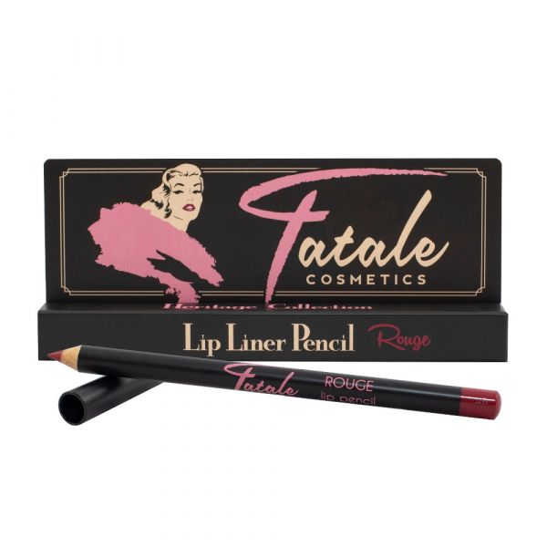 Lip Pencil, FATALE Rouge